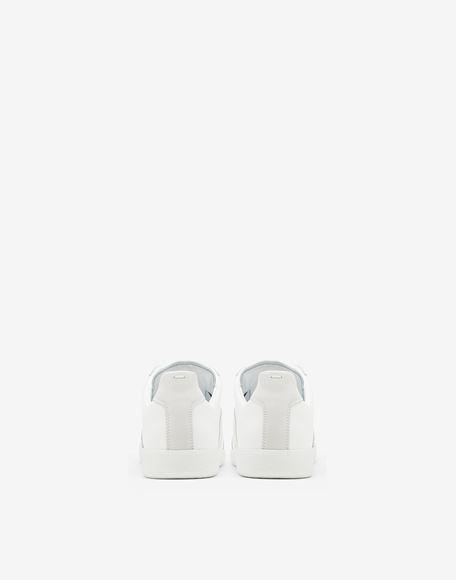 MAISON MARGIELA Basket Replica en cuir de veau Sneakers Homme d