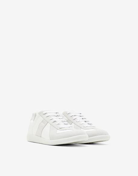 MAISON MARGIELA Calfskin 'Replica' sneaker Sneakers Man r