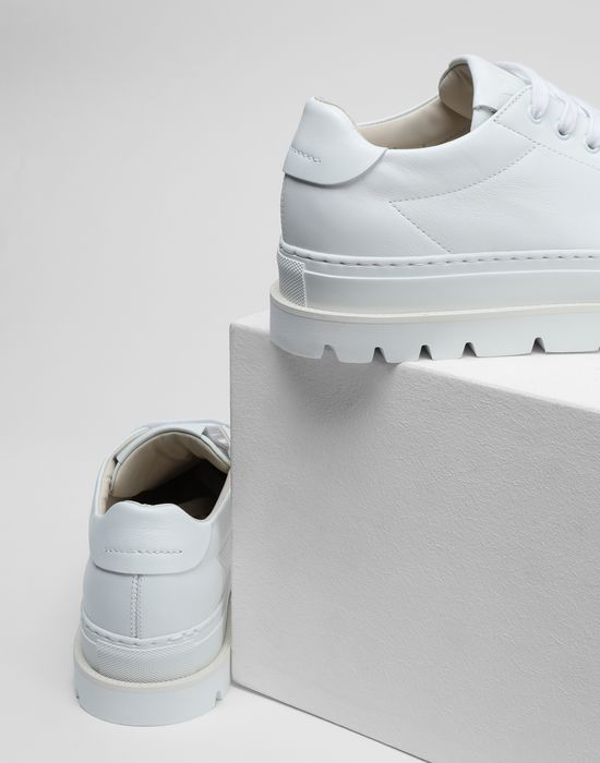 MM6 MAISON MARGIELA Calsfkin sneakers with rubber soles Sneakers [*** pickupInStoreShipping_info ***] a