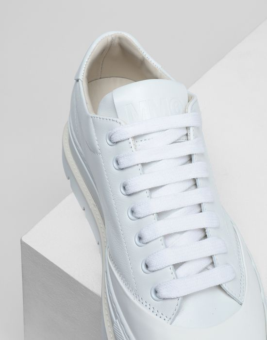 MM6 MAISON MARGIELA Calsfkin sneakers with rubber soles Sneakers [*** pickupInStoreShipping_info ***] e
