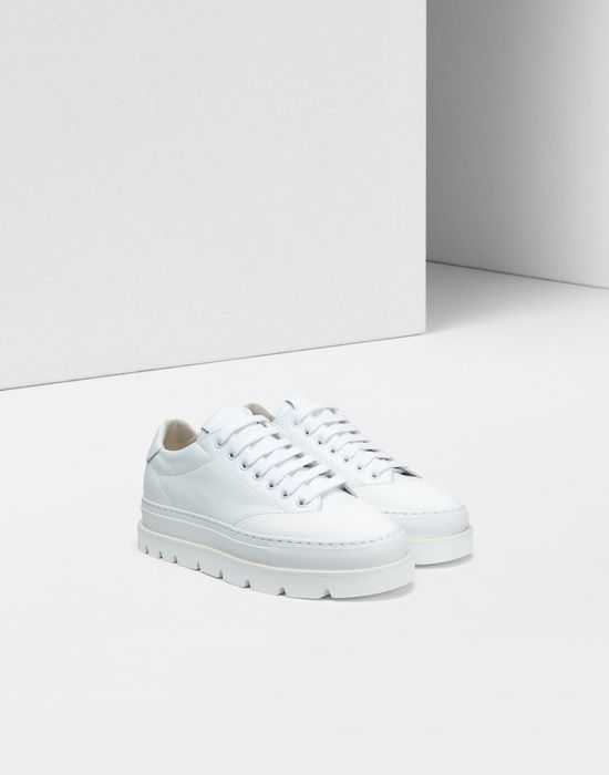 MM6 MAISON MARGIELA Calsfkin sneakers with rubber soles Sneakers [*** pickupInStoreShipping_info ***] r