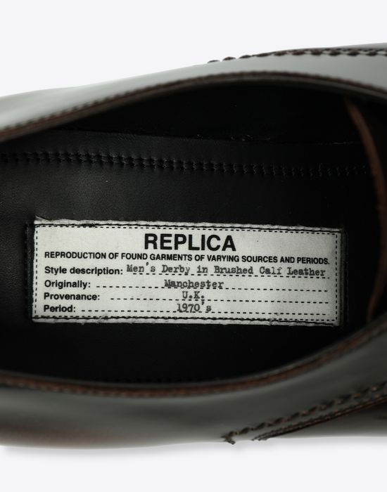 MAISON MARGIELA Lace-up 'Replica' Laced shoes [*** pickupInStoreShippingNotGuaranteed_info ***] a