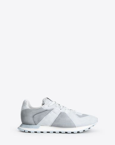 MAISON MARGIELA Sneakers [*** pickupInStoreShippingNotGuaranteed_info ***] Chaussure de running Replica peinte f