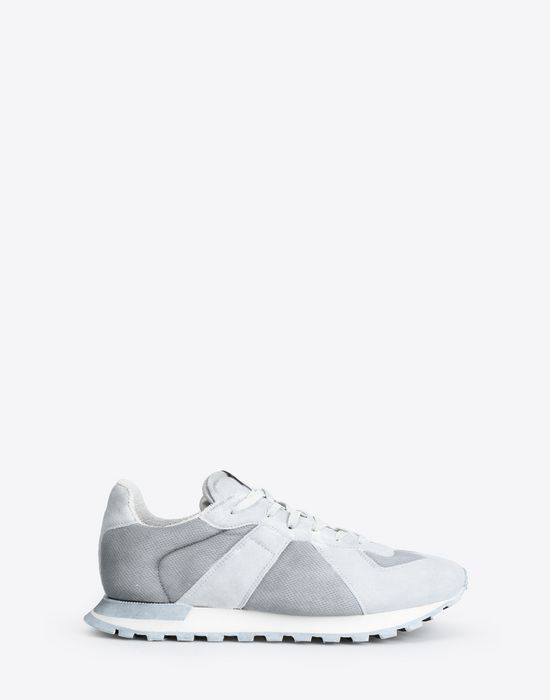 MAISON MARGIELA Painted 'Replica' runner Sneakers [*** pickupInStoreShippingNotGuaranteed_info ***] f