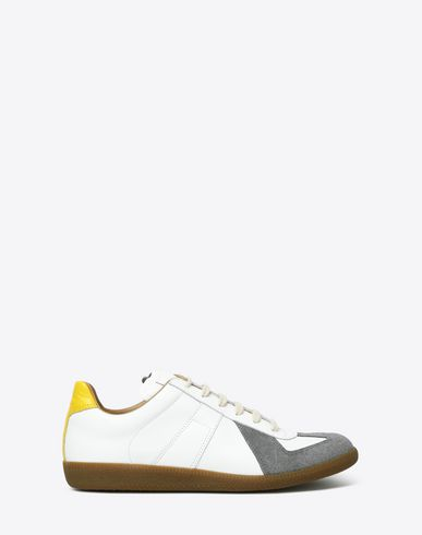 MAISON MARGIELA Sneakers [*** pickupInStoreShippingNotGuaranteed_info ***] Low-top 'Replica' sneaker f