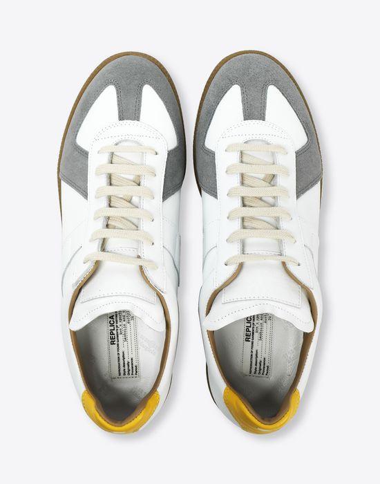 MAISON MARGIELA Low-top 'Replica' sneaker Sneakers [*** pickupInStoreShippingNotGuaranteed_info ***] d