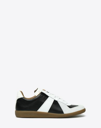MAISON MARGIELA Sneakers [*** pickupInStoreShippingNotGuaranteed_info ***] Basket basse Replica f