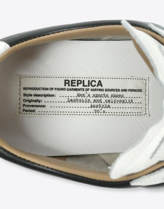 MAISON MARGIELA Low-top 'Replica' sneaker Sneakers [*** pickupInStoreShippingNotGuaranteed_info ***] a
