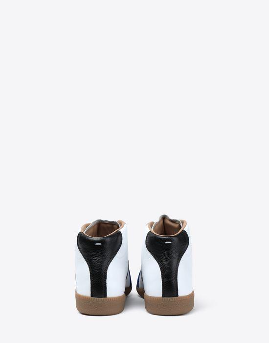 MAISON MARGIELA Tricolour high-top 'Replica' sneakers Sneakers [*** pickupInStoreShippingNotGuaranteed_info ***] d