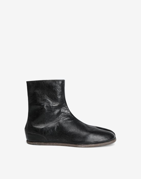 MAISON MARGIELA Tabi flat ankle boots Ankle boots [*** pickupInStoreShippingNotGuaranteed_info ***] f