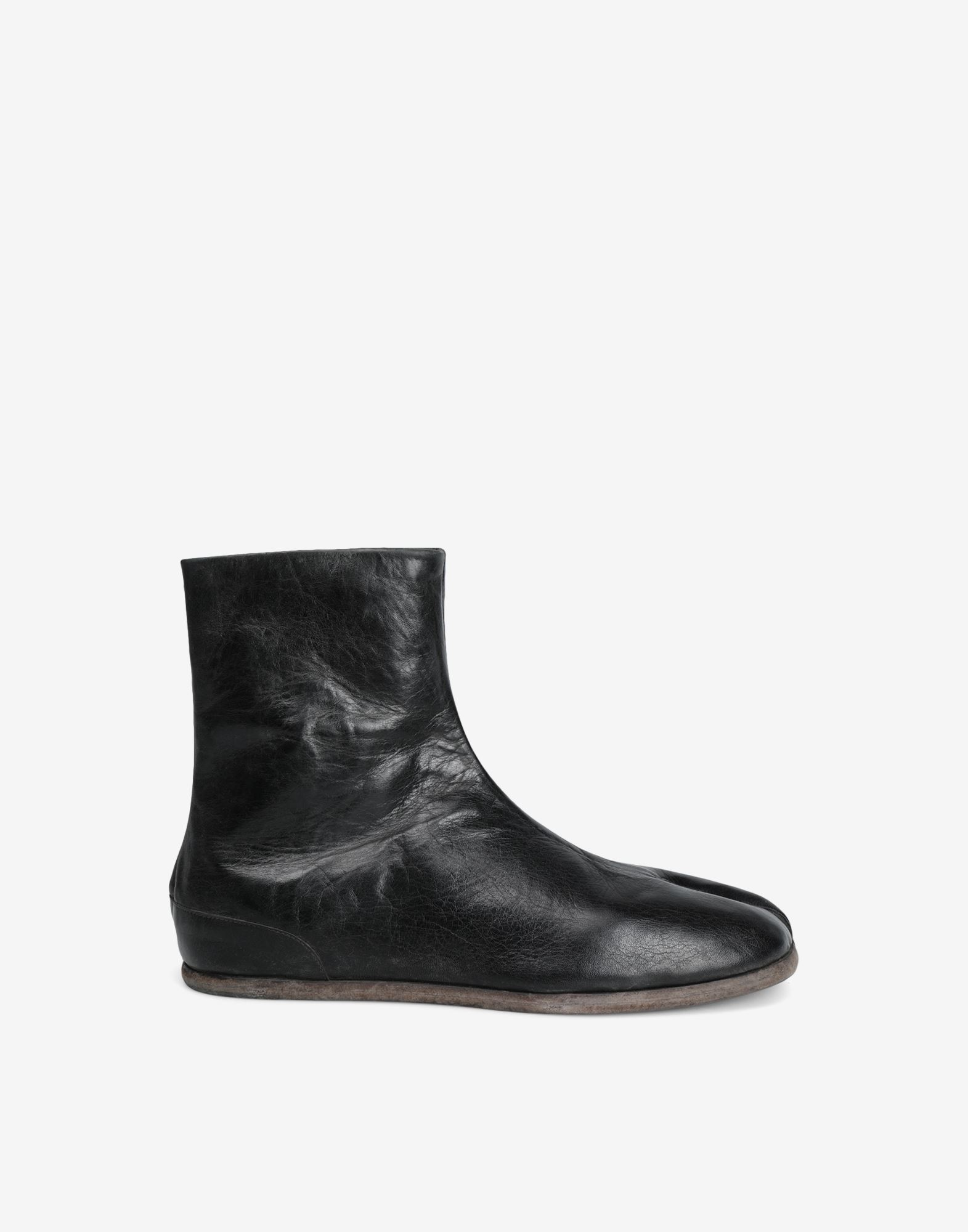 MAISON MARGIELA Bottine Tabi plate Bottines Homme f