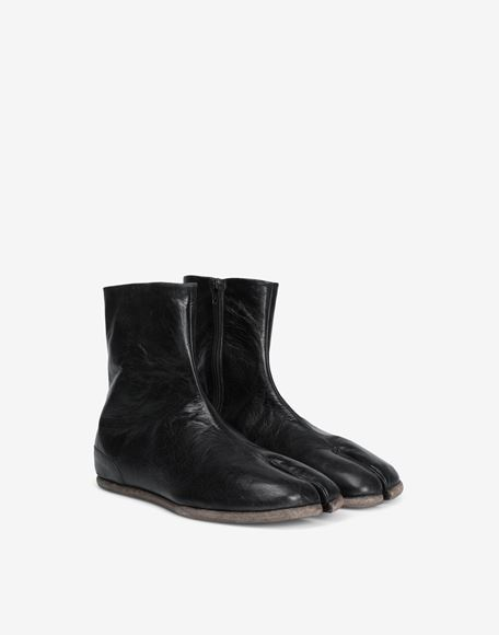 MAISON MARGIELA Bottine Tabi plate Bottines Homme d
