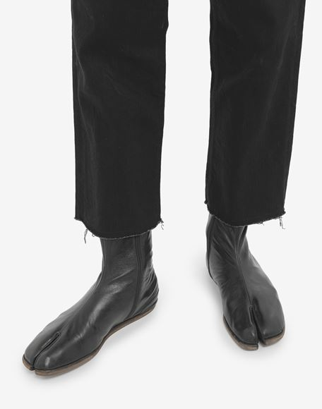 MAISON MARGIELA Bottine Tabi plate Bottines Homme r