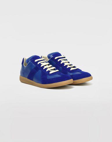 SHOES Calfskin 'Replica' sneaker