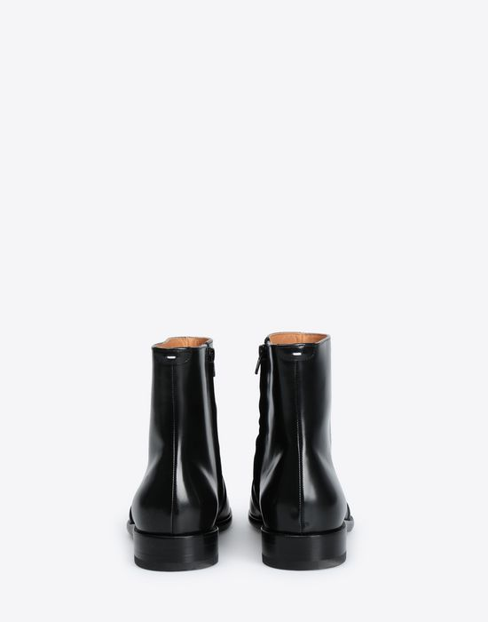MAISON MARGIELA Calfkin icons boots Ankle boots [*** pickupInStoreShippingNotGuaranteed_info ***] d