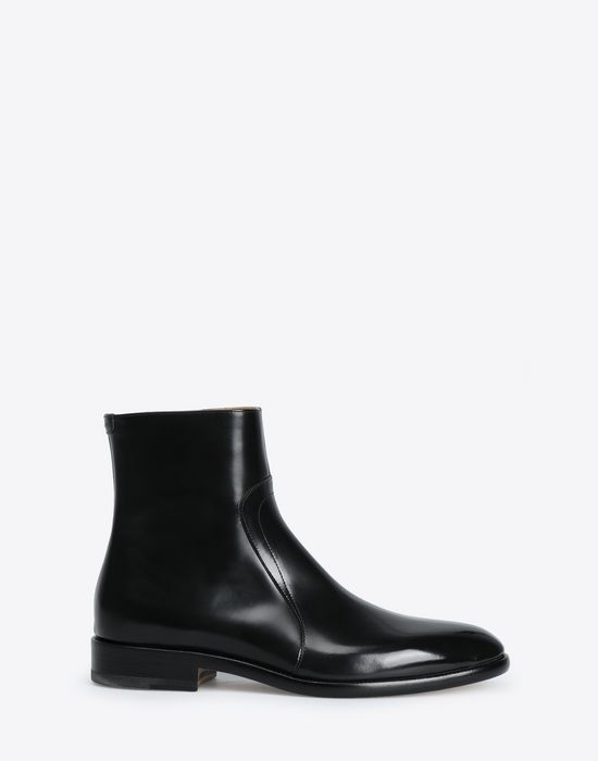 MAISON MARGIELA Calfkin icons boots Ankle boots [*** pickupInStoreShippingNotGuaranteed_info ***] f