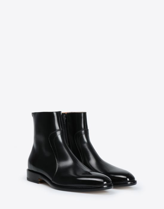 MAISON MARGIELA Calfkin icons boots Ankle boots [*** pickupInStoreShippingNotGuaranteed_info ***] r