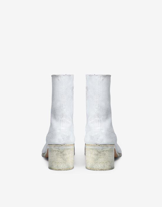 MAISON MARGIELA Painted Tabi ankle boots Tabi boots [*** pickupInStoreShippingNotGuaranteed_info ***] e