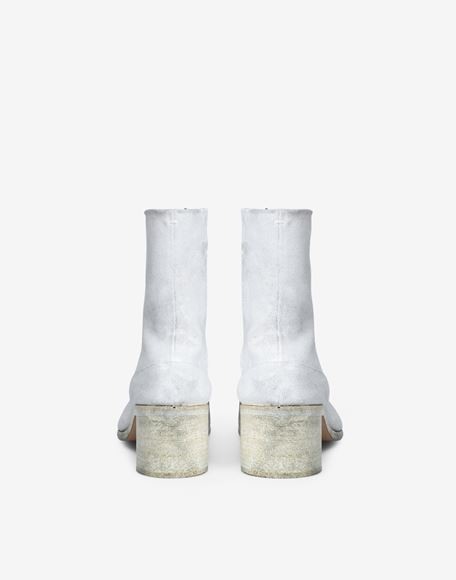 MAISON MARGIELA Painted Tabi ankle boots Tabi boots & Ankle boots Man e