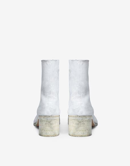 MAISON MARGIELA Painted Tabi ankle boots Tabi boots Man e
