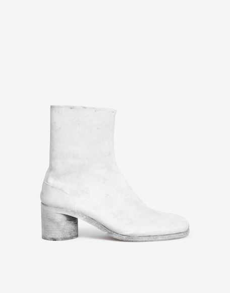 MAISON MARGIELA Painted Tabi ankle boots Tabi boots & Ankle boots Man f