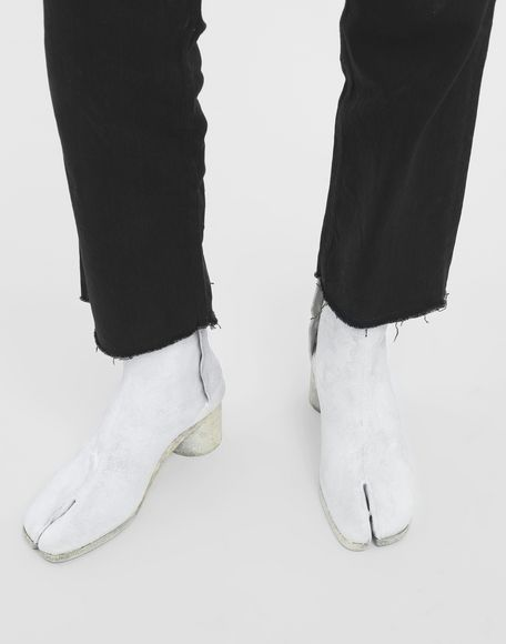 MAISON MARGIELA Painted Tabi ankle boots Tabi boots & Ankle boots Man r