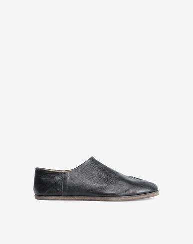 MAISON MARGIELA スリッポン [*** pickupInStoreShippingNotGuaranteed_info ***] Slip-on Tabi shoes f