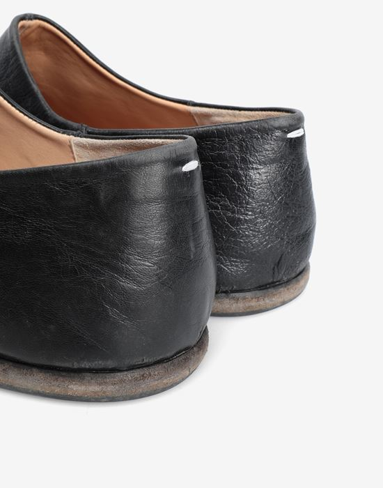 MAISON MARGIELA Slip-on Tabi shoes Moccasins [*** pickupInStoreShippingNotGuaranteed_info ***] b