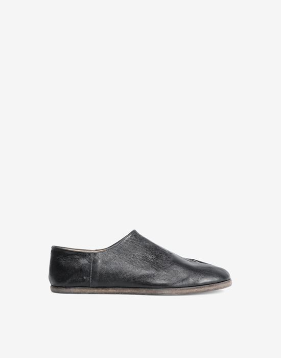 MAISON MARGIELA Slip-on Tabi shoes Moccasins [*** pickupInStoreShippingNotGuaranteed_info ***] f