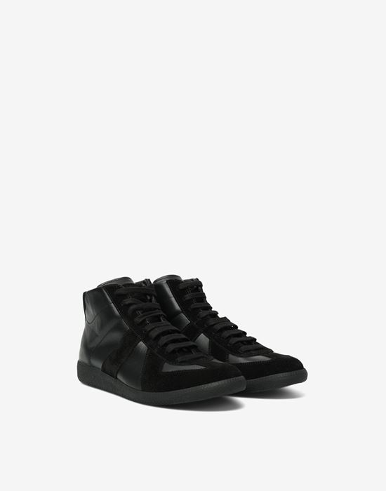 MAISON MARGIELA Replica high top sneakers Sneakers [*** pickupInStoreShippingNotGuaranteed_info ***] d