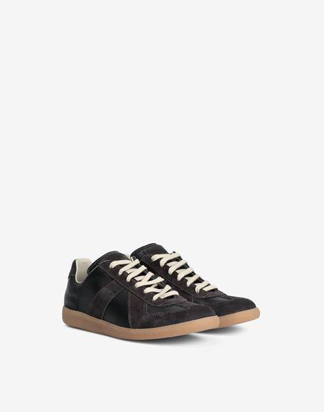 MAISON MARGIELA Basket basse Replica Sneakers Homme d