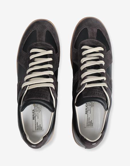 MAISON MARGIELA Basket basse Replica Sneakers Homme e