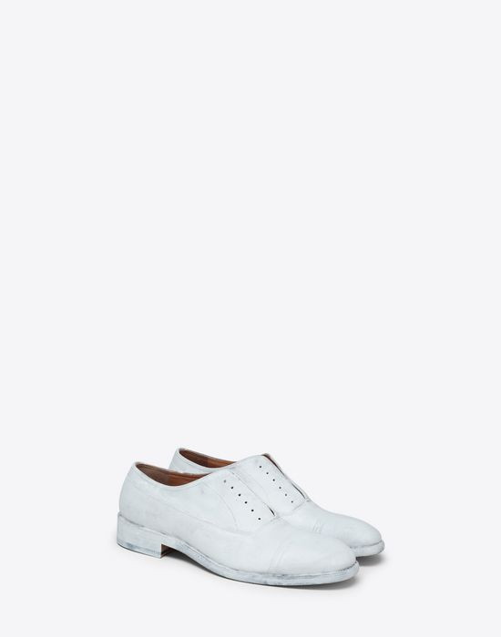 MAISON MARGIELA Painted lace-up shoes Laced shoes [*** pickupInStoreShippingNotGuaranteed_info ***] r