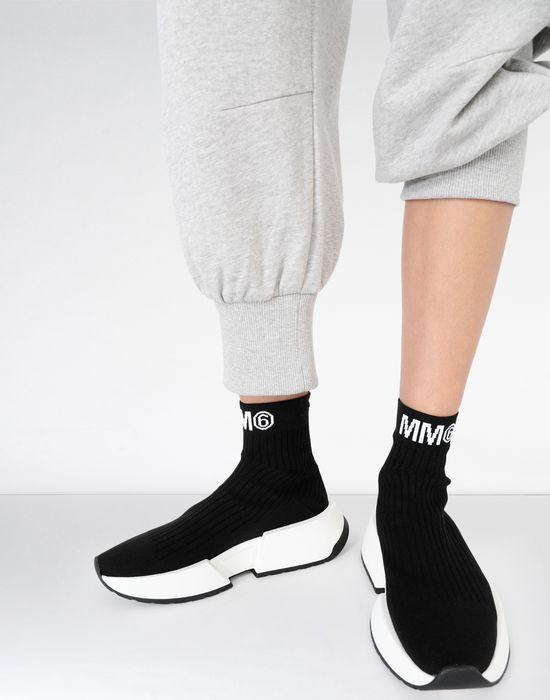 MM6 MAISON MARGIELA Flare sock sneakers スニーカー [*** pickupInStoreShipping_info ***] b
