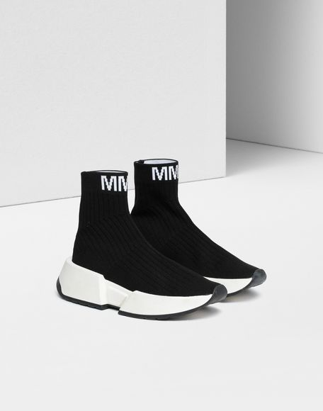 MM6 MAISON MARGIELA Flare sock sneakers Sneakers Woman r