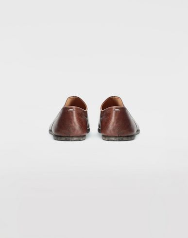 SHOES Slip-on Tabi shoes Brown