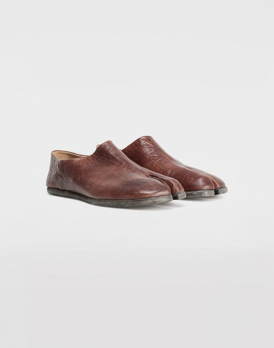MAISON MARGIELA Slip-on Tabi shoes Moccasins [*** pickupInStoreShippingNotGuaranteed_info ***] d