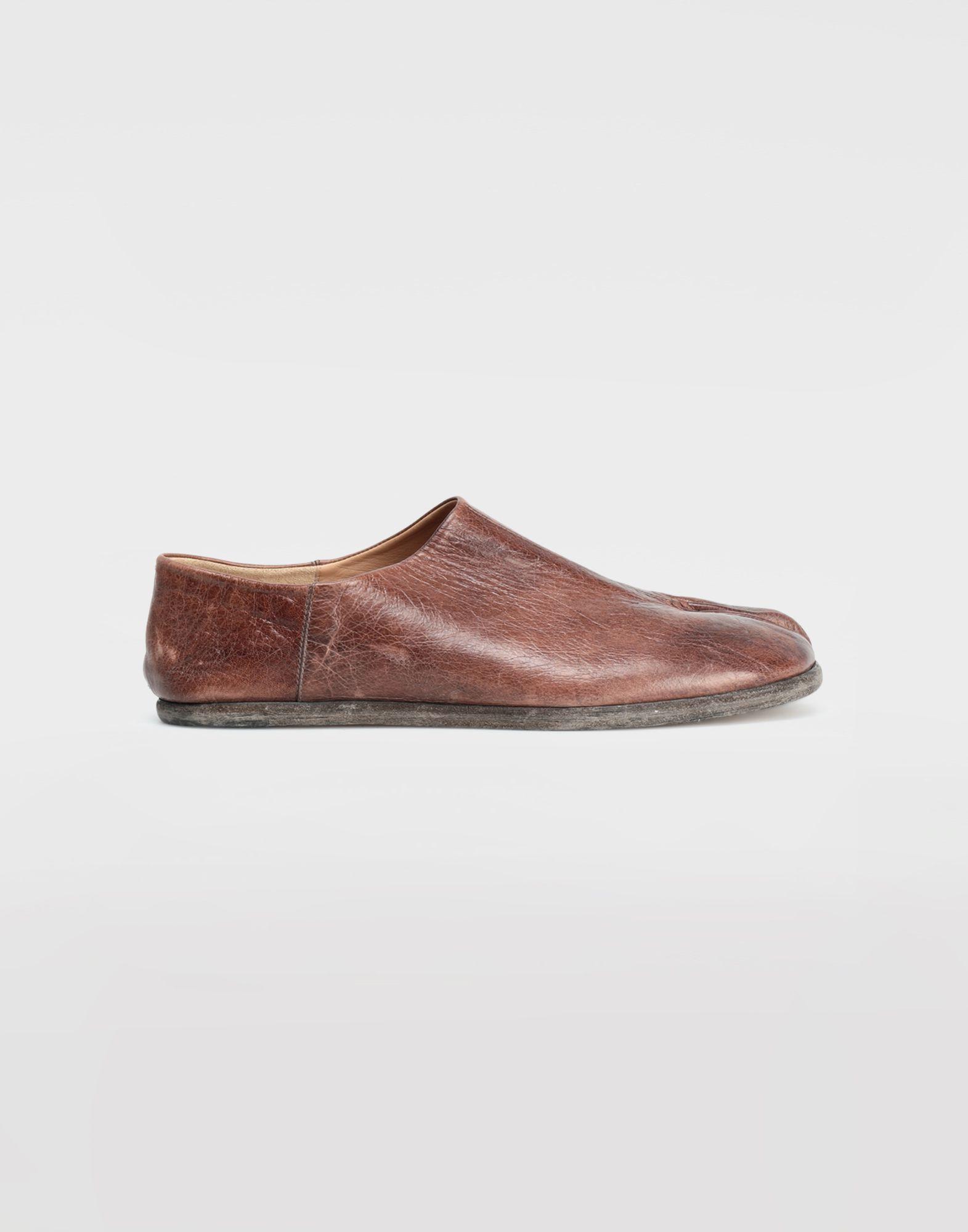 MAISON MARGIELA Chaussures Tabi à enfiler Mocassins Homme f