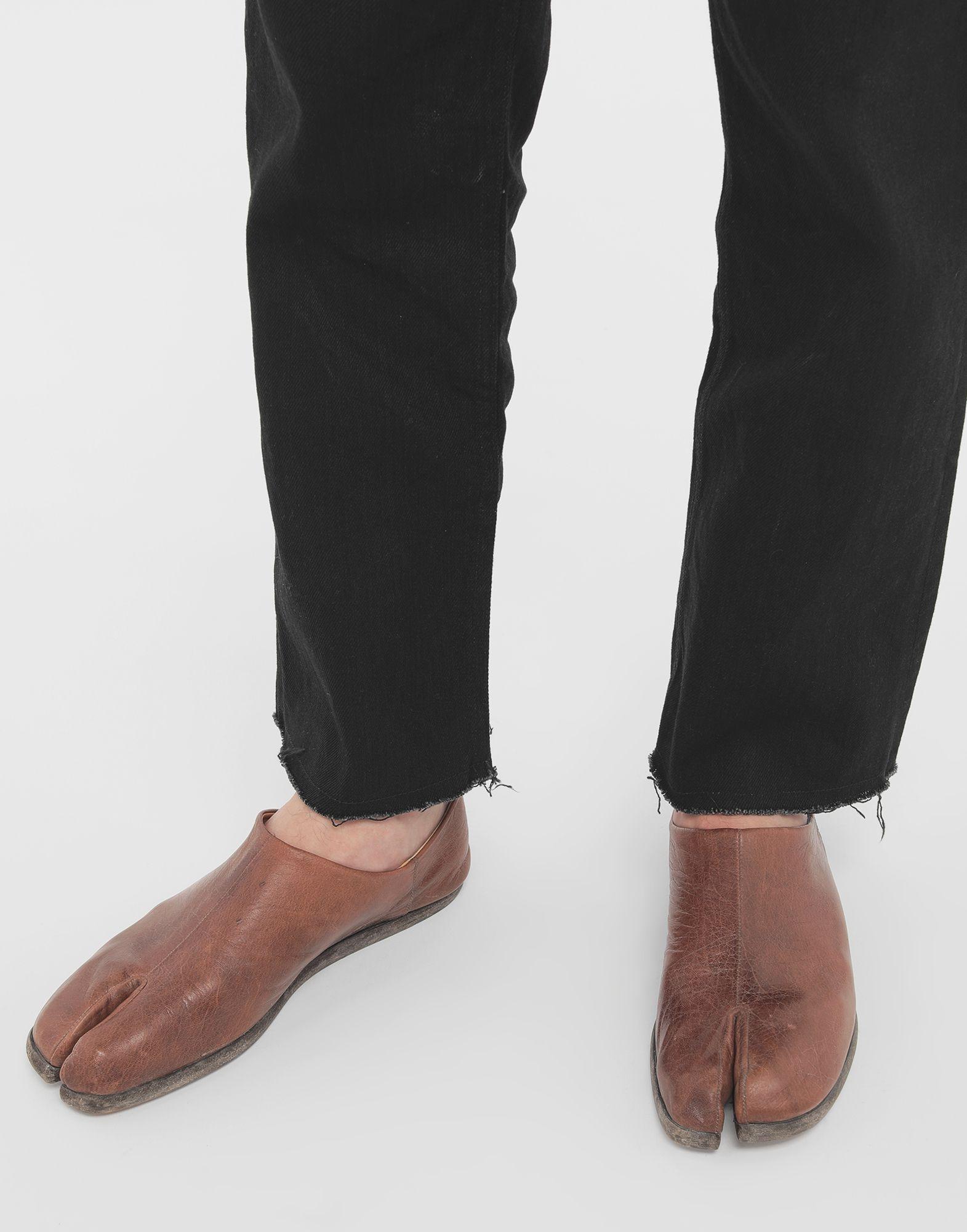 MAISON MARGIELA Chaussures Tabi à enfiler Mocassins Homme r