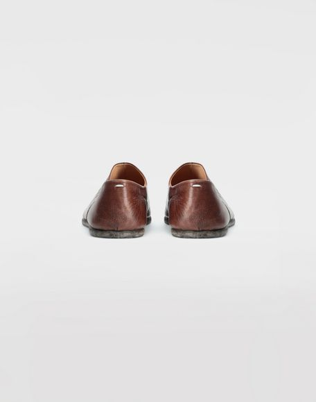MAISON MARGIELA Slip-on Tabi shoes Moccasins Man e