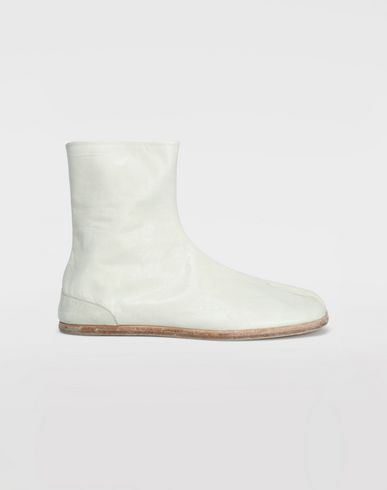 MAISON MARGIELA 「タビ」ブーツ [*** pickupInStoreShippingNotGuaranteed_info ***] タビ アンクルブーツ f