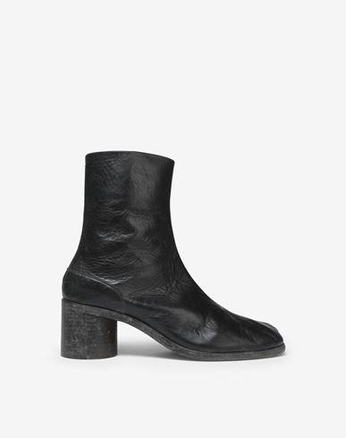MAISON MARGIELA 「タビ」ブーツ メンズ Tabi ankle boots f