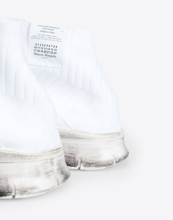 MAISON MARGIELA Low-top knit sock sneaker Sneakers [*** pickupInStoreShippingNotGuaranteed_info ***] a