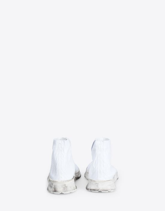 MAISON MARGIELA Low-top knit sock sneaker Sneakers [*** pickupInStoreShippingNotGuaranteed_info ***] d