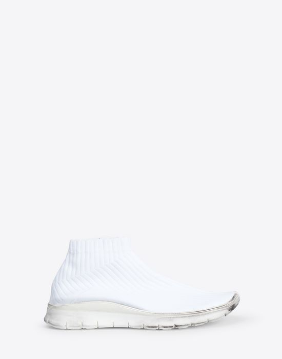 MAISON MARGIELA Low-top knit sock sneaker Sneakers [*** pickupInStoreShippingNotGuaranteed_info ***] f