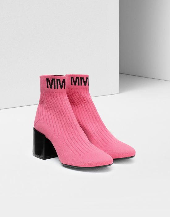 MM6 MAISON MARGIELA Heel sock boots Ankle boots [*** pickupInStoreShipping_info ***] r