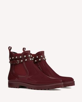 REDValentino Boot Woman QQ2S0B00VTB 0NO f