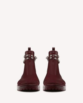 REDValentino BOTTINES DE PLUIE METAL DOT