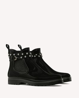 REDValentino Boot Woman QQ2S0B30MZB 0NO f