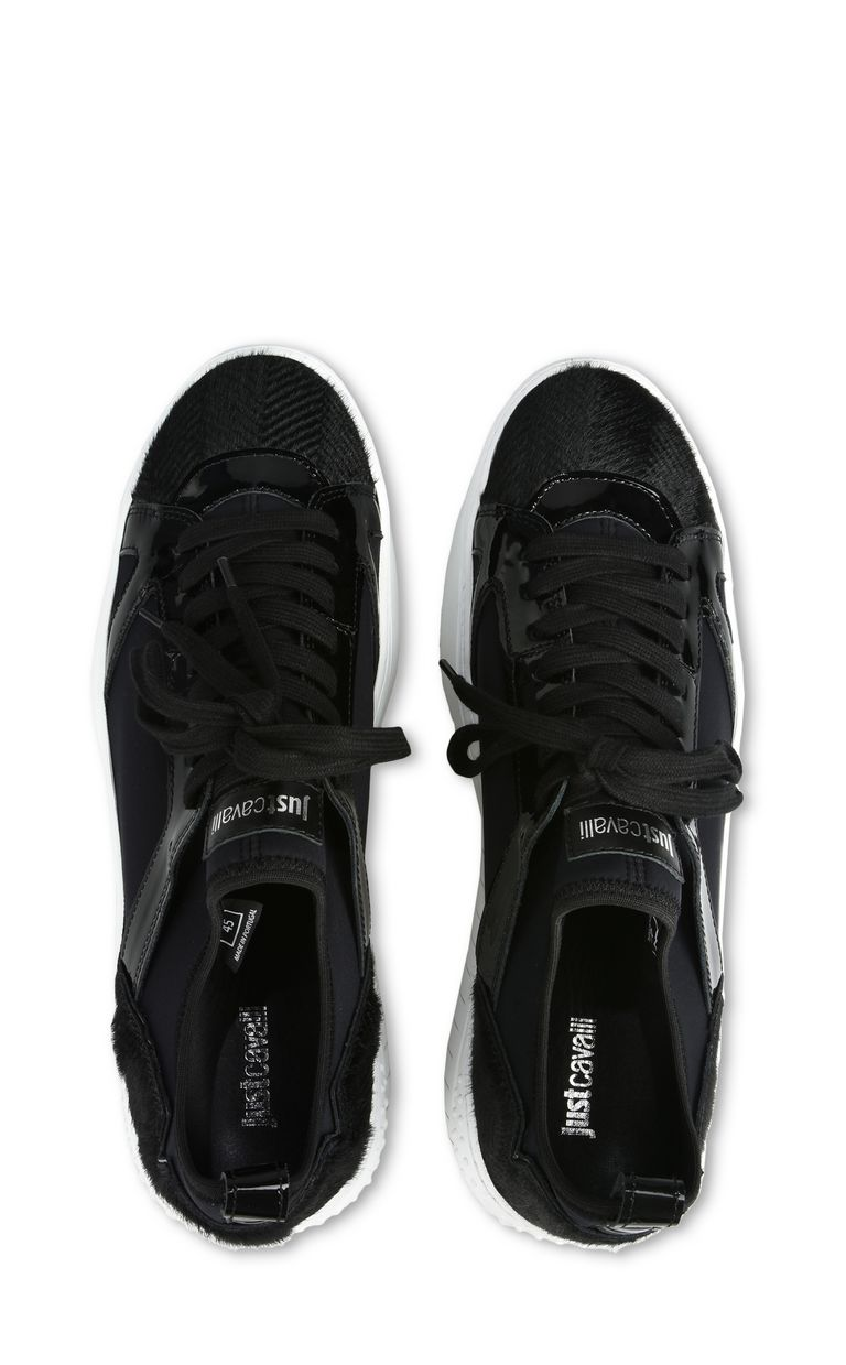 JUST CAVALLI Low-top sneaker with thick sole Sneakers [*** pickupInStoreShippingNotGuaranteed_info ***] d